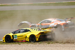 #3 Bonaldi Motorsport Lamborghini Huracán GT3: Patrick Kujala, Miloš Pavlovic