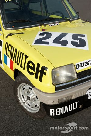 Renault 5 Ls Coupe