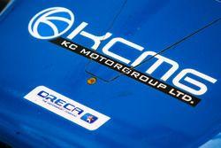 #47 KCMG Oreca 05 Nissan logo y detalle