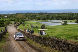 Kajetan Kajetanowicz, Azores Rally