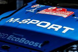 Ford Fiesta WRC, detail