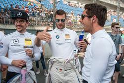 Maximilian Götz, Mercedes-AMG Team HWA, Mercedes-AMG C63 DTM, Martin Tomczyk, BMW Team Schnitzer, BM