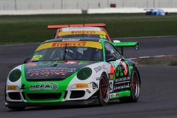 Brendan Cook, Porsche 911 GT3 Cup