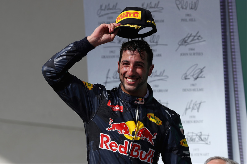 3e - Daniel Ricciardo (Red Bull Racing)