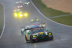 Uwe Alzen, Lance David Arnold, Renger Van der Zande, Haribo Racing, Mercedes-Benz AMG GT3