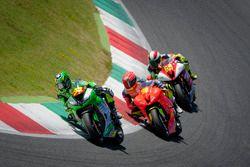 Andrea Bolognesi, Team Green Speed