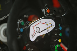 Mapa de Nürburgring en volante