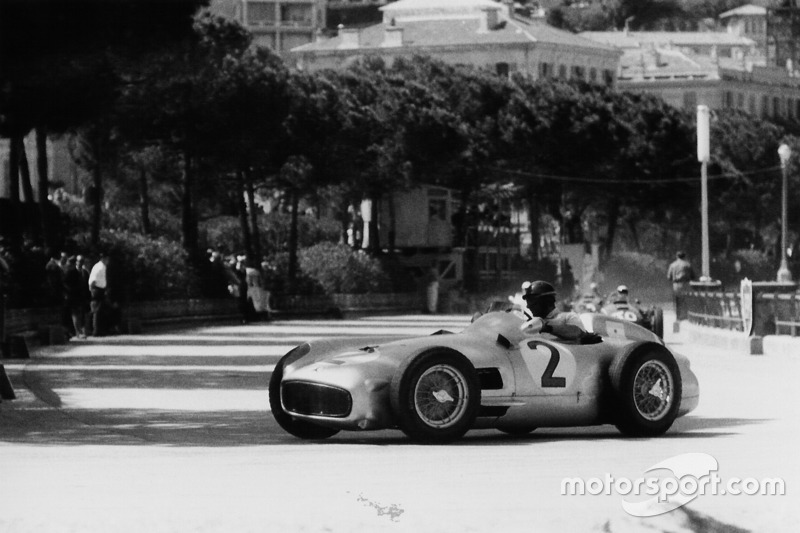 Juan Manuel Fangio, Mercedes W196 (1955)