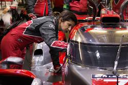 Audi Sport Team Joest: Ingeniero de carrera Leena Gade