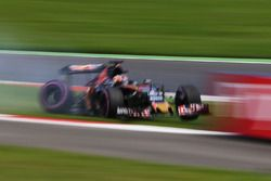 Crash de Daniil Kvyat, Scuderia Toro Rosso