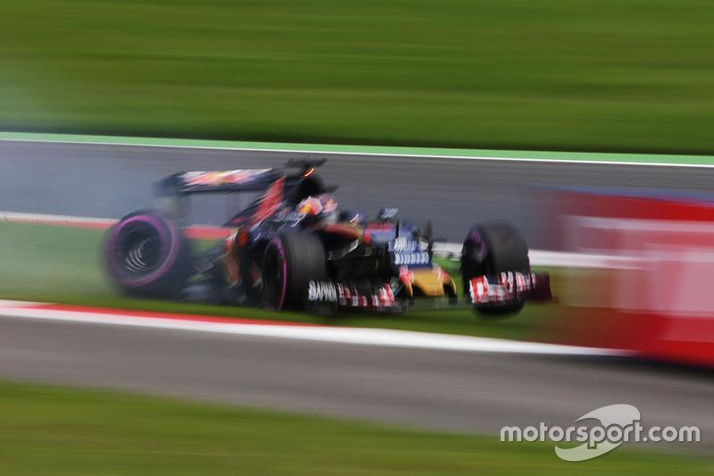 21 (desde el pitlane): Daniil Kvyat, Scuderia Toro Rosso
