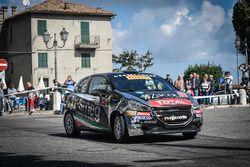 Razzini e Marcomini, Peugeot 208 R2
