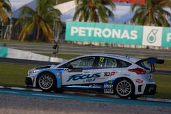 Nicky Pastorelli, Ford Focus TCR, FRD Racing Team
