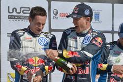 Жюльен Инграссиа и Себастьен Ожье, Volkswagen Polo WRC, Volkswagen Motorsport