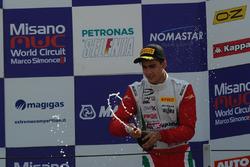 Podium: Juan Manuel Correa, Prema Powerteam