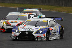 2位に入った#37 KeePer TOM'S RC F