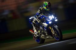 #94 Yamaha: David Checa, Louis Rossi, Niccolo Canepa