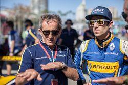 Alain Prost, Nicolas Prost, Renault e.dams