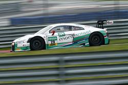 #29 Montaplast by Land-Motorsport, Audi R8 LMS: Christopher Mies, Connor de Phillippi
