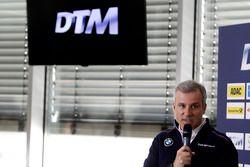 Pressconference: Jens Maquardt, BMW Motorsport Director