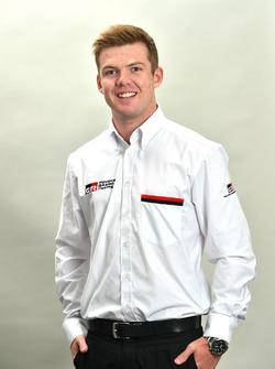 Nick Cassidy, Lexus Team Tom's, GT500