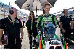 Anthony West, Pedercini Racing