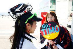 Tifose di Timo Bernhard, Porsche Team