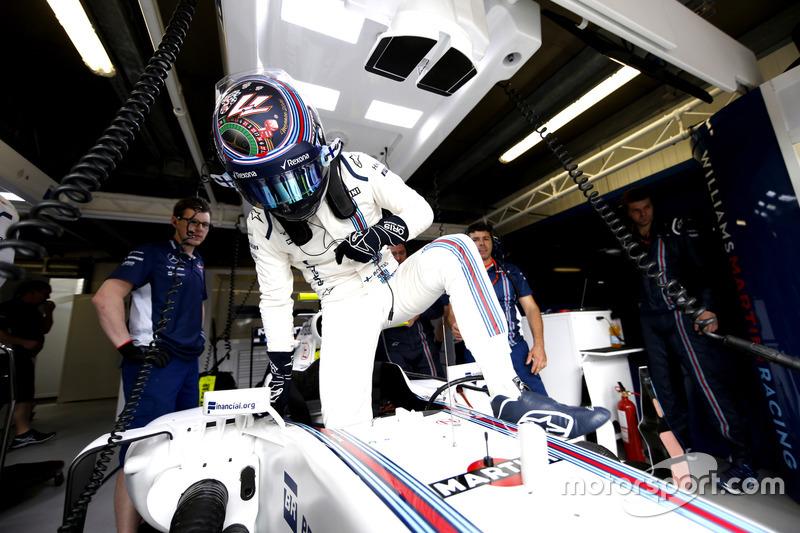 Monaco 2016 - Valtteri Bottas, Williams