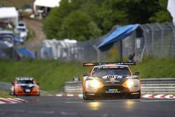 #7 Aston Martin Racing, Aston Martin GT3 Vantage: Nicki Thiim, Darren Turner, Marco Sorensen, Pedro