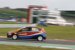 Анна Александрова, Ford Fiesta, Зенит Моторспорт