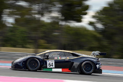 #64 Ebimotors Lamborghini Huracan: Emanuele Busnelli, Fabio Babini