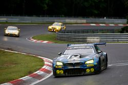 #101 Walkenhorst Motorsport powered by Dunlop, BMW M6 GT3: Matias Henkola, Kazunori Yamauchi, Max Sa