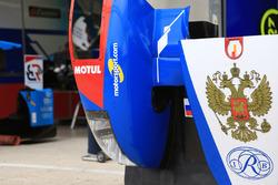 #27 SMP Racing BR01 – Nissan з лого Motorsport.com