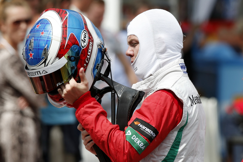 Nick Cassidy, Prema Powerteam, Dallara F312 – Mercedes-Benz