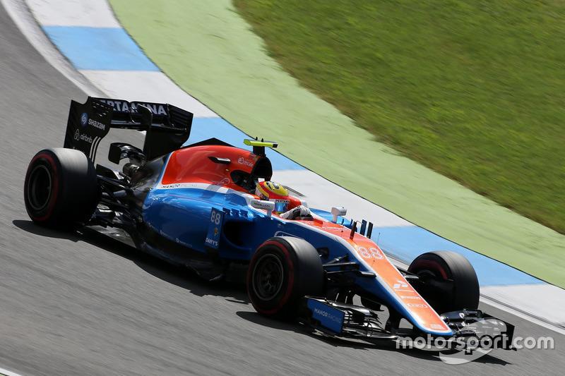 20. Rio Haryanto, Manor Racing