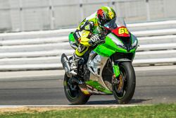 MIchael Canducci, Team Green Speed