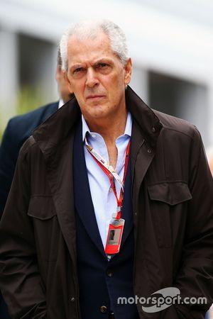 ماركو ترونشيتي، رئيس بيريللي
