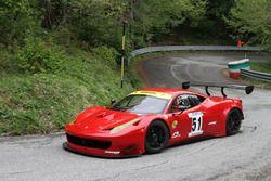 Lucio Peruggini, Ferrari 458 GT3 #51, AB Motorsport