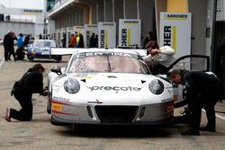 #99 Precote Herberth Motorsport Porsche 911 GT3 R: Robert Renauer, Martin Ragginger