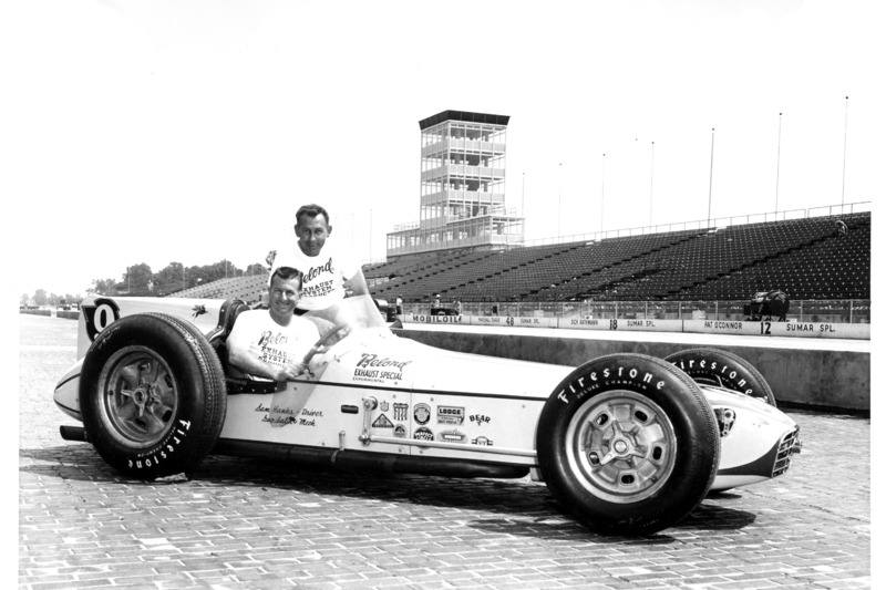 Sam Hanks (Epperly) - Indy 500 1957