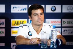 Press Conference; Bruno Spengler, BMW Team MTEK, BMW M4 DTM