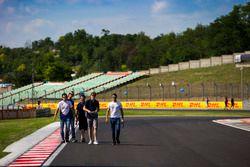 Konstantin Tereschenko, Campos Racing; Steijn Schothorst, Campos Racing y Alex Palou, Campos Racing