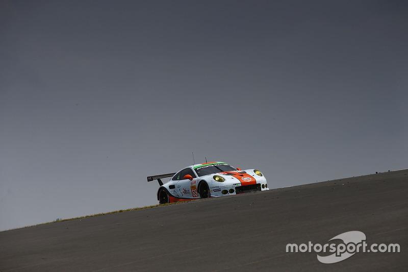 #86 Gulf Racing, Porsche 911 RSR