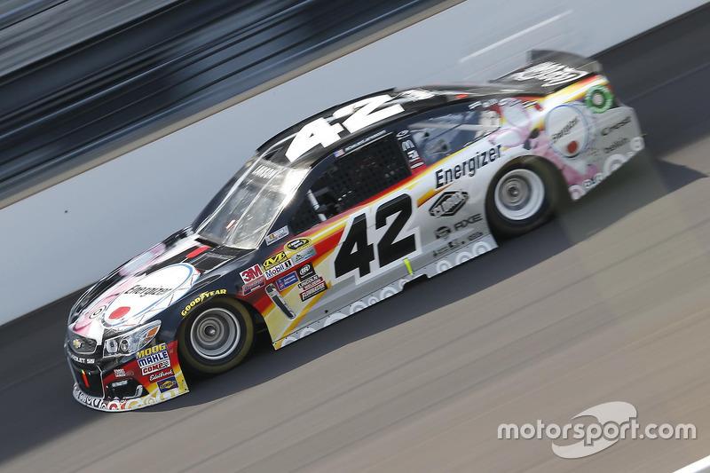 5. Kyle Larson, Chip Ganassi Racing, Chevrolet