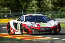 #60 Garage 59, McLaren 650 S GT3: Бруно Сенна, Данкан Таппі, Піпо Дерані