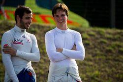Matevos Isaakyan, Koiranen GP en Ralph Boschung, Koiranen GP