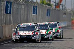Норберт Михелиц, Honda Racing Team JAS