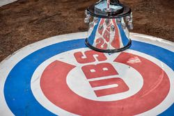 Borg-Warner Trophy di Chicago Cubs Wrigley Field