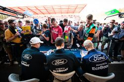 Marino Franchitti, Andy Priaulx, Harry Tincknell, Ford Chip Ganassi Racing Team