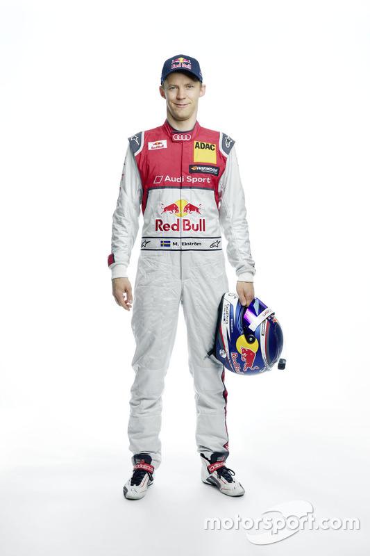 #5: Mattias Ekström, Abt-Audi